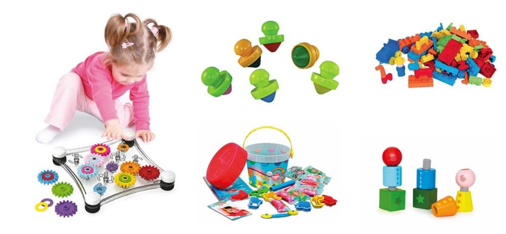 Regali per bambini i giocattoli giusti per ogni et for Giochi per bambini di 2 anni