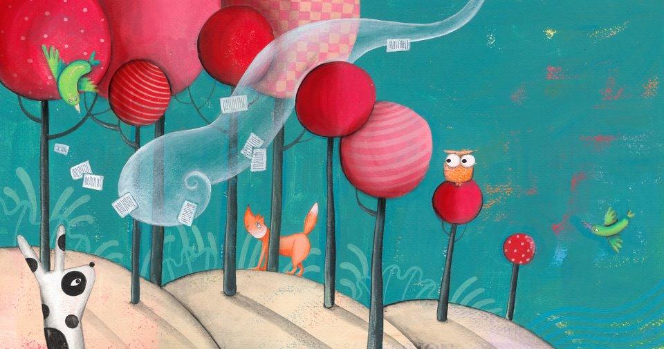 Molto Il valore delle immagini nei libri per bambini   Blog - Borgione  JF47