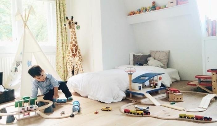 Il lettino montessoriano quali caratteristiche deve avere - Ikea letto montessori ...