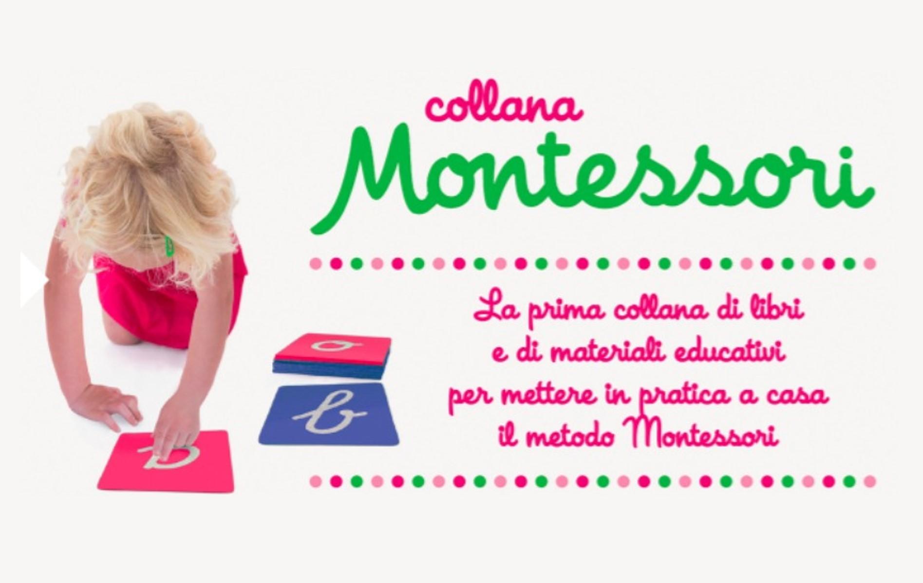 Metodo montessori libri materiali e prodotti educativi - Porta libri montessori ...