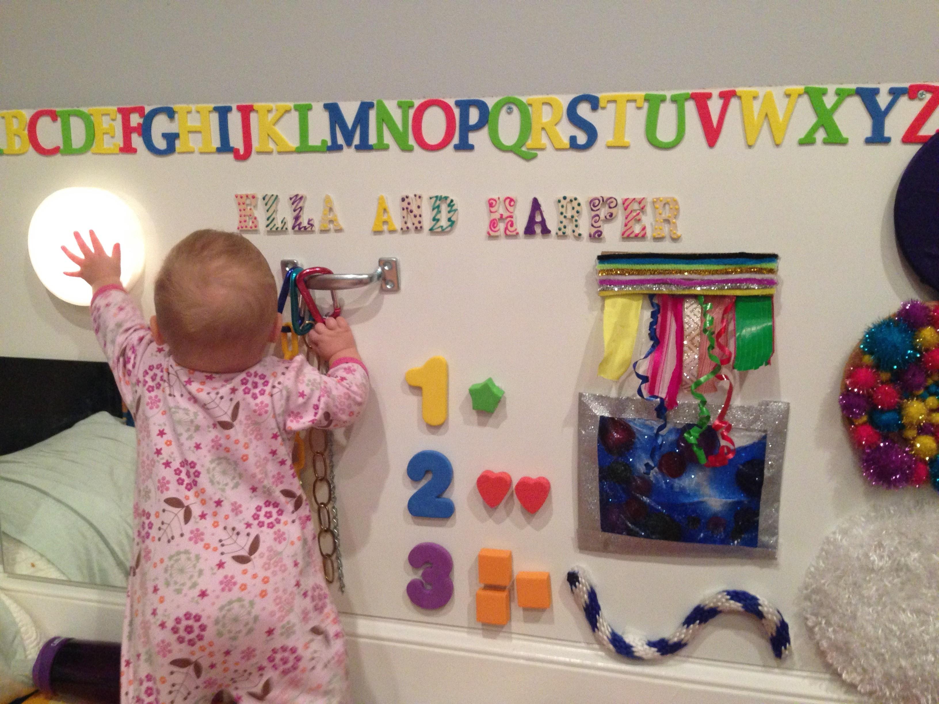 Montessori Pannello Sensoriale Fai Da Te Blog